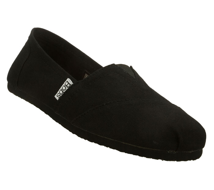 8a9cc04af72 Not only do BOBS shoes look a lot like TOMS with the little tag and all