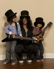 London Emilio  Cash Anthony  Slash