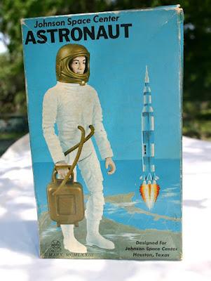 Marx Johnny Apollo Latest eBay Buys Johnson Space Center