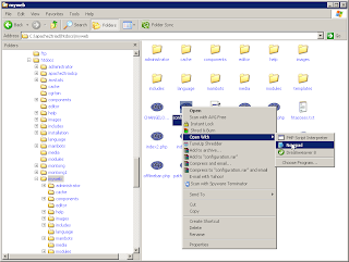 Membuat Server Intranet Disekolah ~ Arief Purnomo Blog's