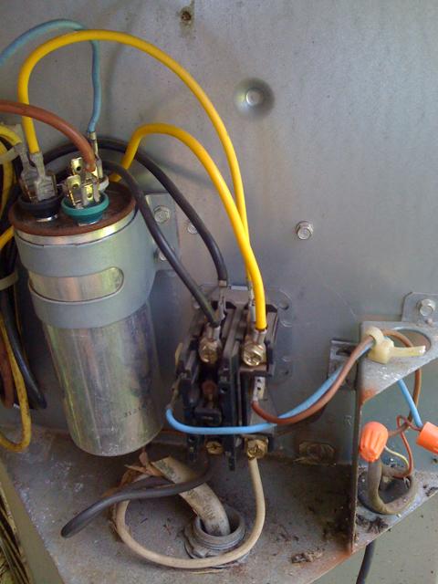 maytag a c condenser wiring diagram r a y a c contactor switch repair a c condenser contactor wiring
