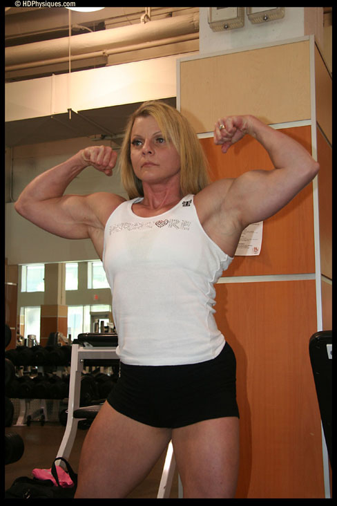 Fitness Body Builders Models: Handsome Female Bodybuilding ...
