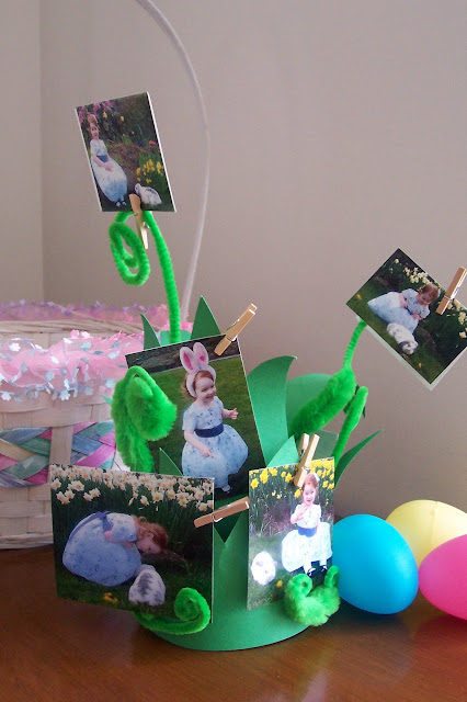DIY Kids Easter Table Centerpiece
