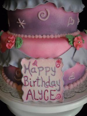 What A Crazy Hobby Princess Birthday Cake