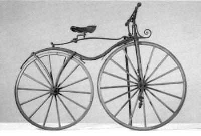 Bicipensiero La Prestoria Della Bicicletta 7