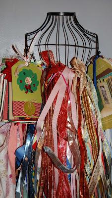 افكار لترتيب لوازم الخياطة الاشغال