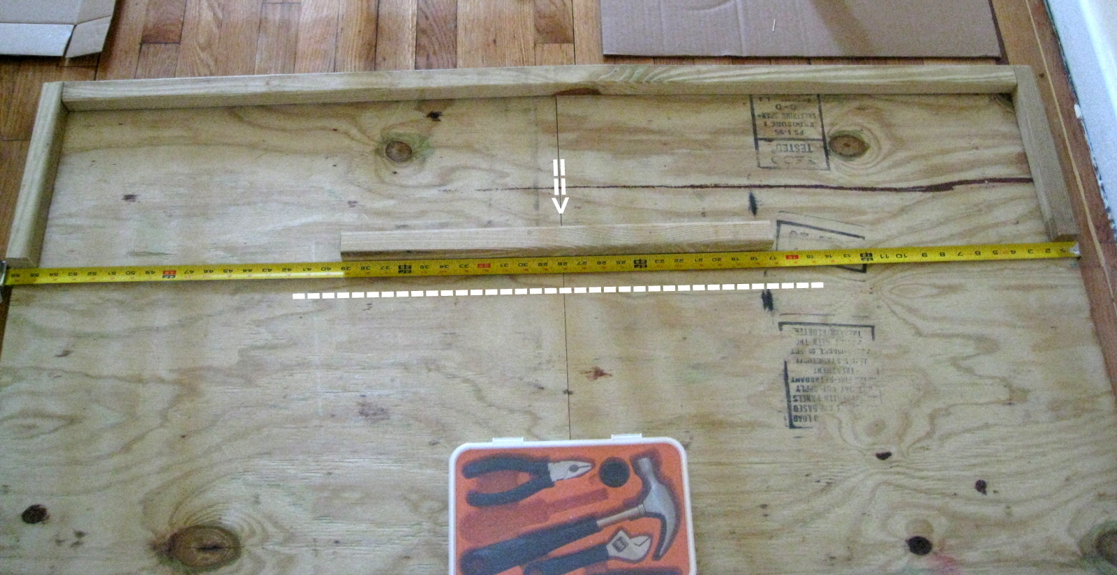 Stretching For Style Diy Upholstered Bedframe