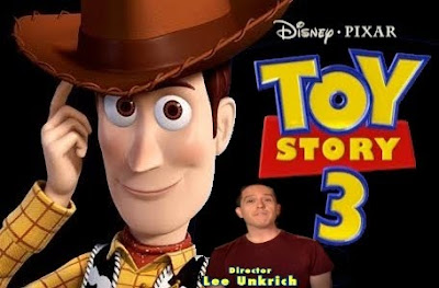 Lee Unkrich introduces Mr Pricklepants, a new character in Toy Story 3