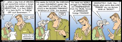 Marc Roberts Cartoons July