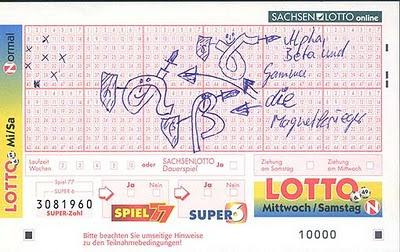 Lotto Gewonnen Was Tun