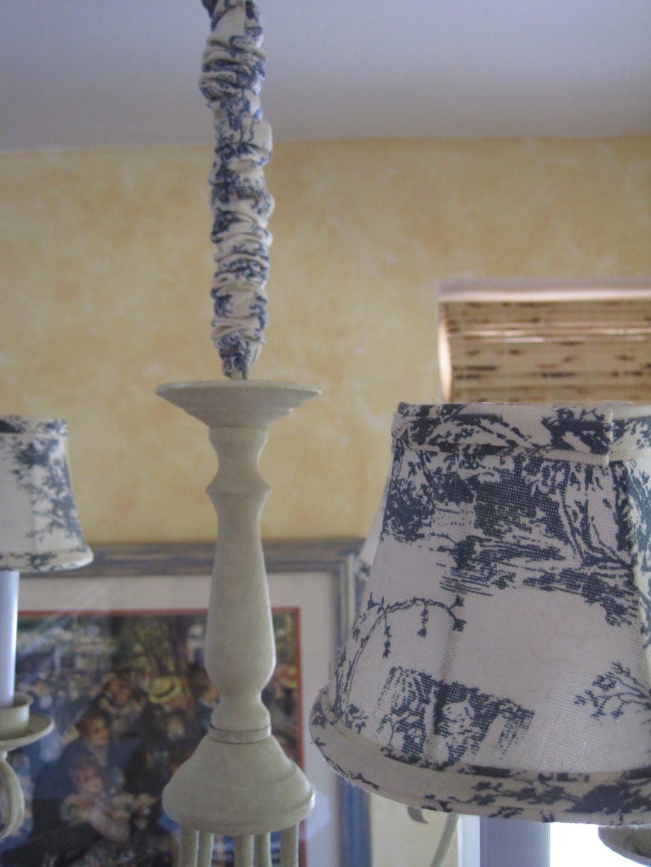 La maison reid make your own chandelier chain cover - Building a chandelier ...