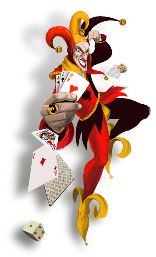 joker cartoon card wallpaper - photo #14