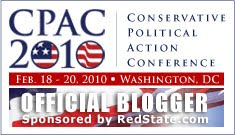 Official CPAC Blogger