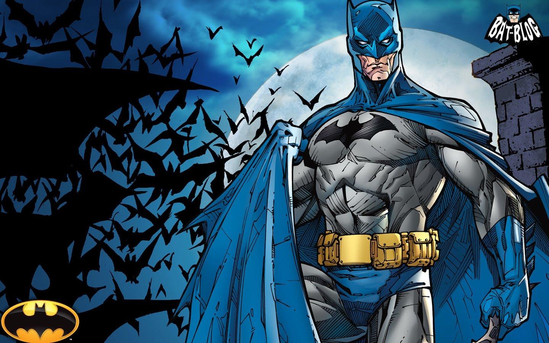 Cartoon Pictures: Batman Cartoon Wallpaper