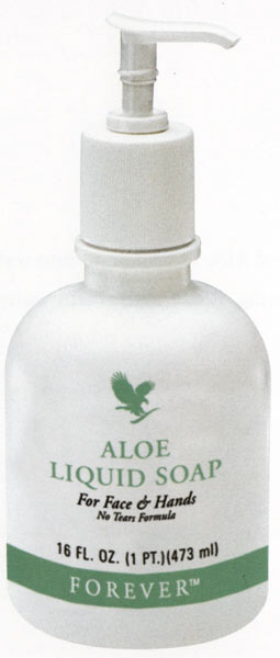 Aloe Liqud Soap - Cod 038