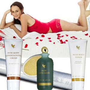 Aloe Body Toning Kit - Cod 055