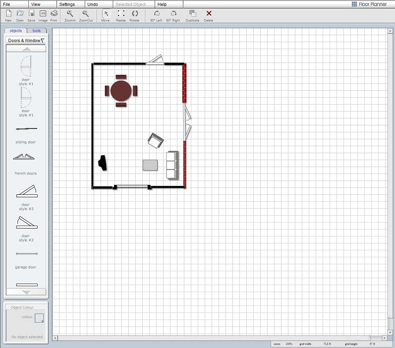 Recursos y utilidades de internet crear planos y dise ar for Aplicacion para disenar interiores