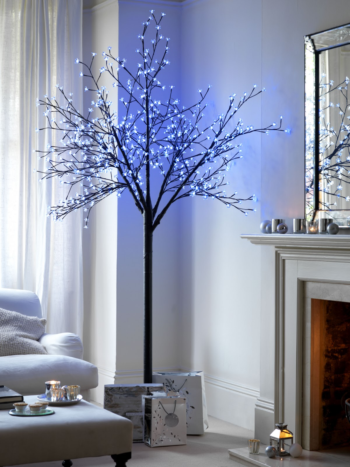 Christmas Interior Design Jamie Hempsall Interior Design Christmas Tree