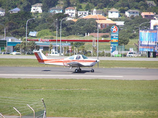 Wellington Flight Training, Beech 77 Skipper, ZK-ESC