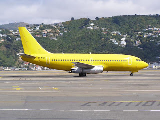 Boeing 737-219QC, ZK-NQC, NZ Post/Airwork