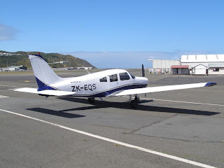 Piper PA28-161 Warrior, ZK-EQS
