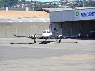 Cessna 402B, ZK-MAP