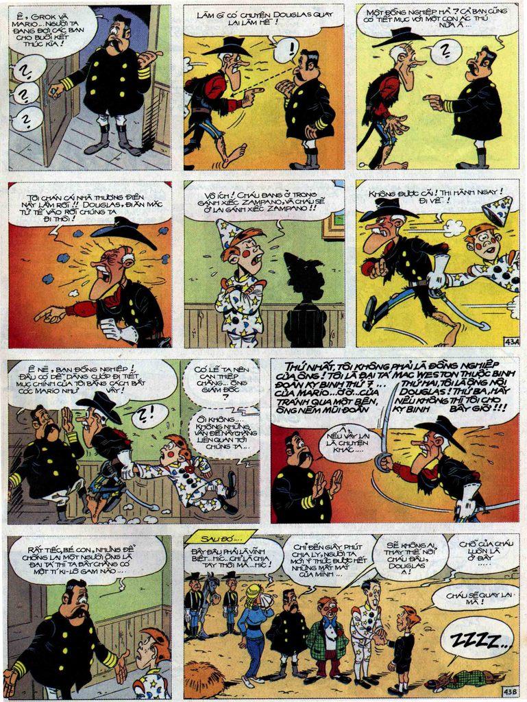 Lucky Luke tập 71 trang 43
