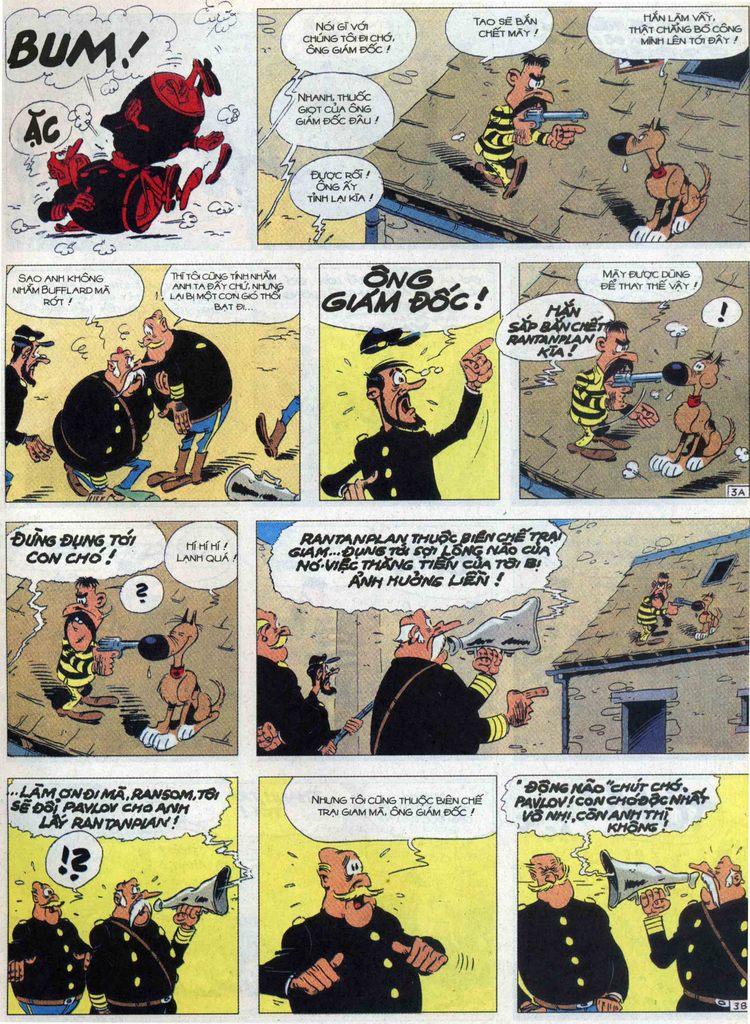 Lucky Luke tập 68 trang 3