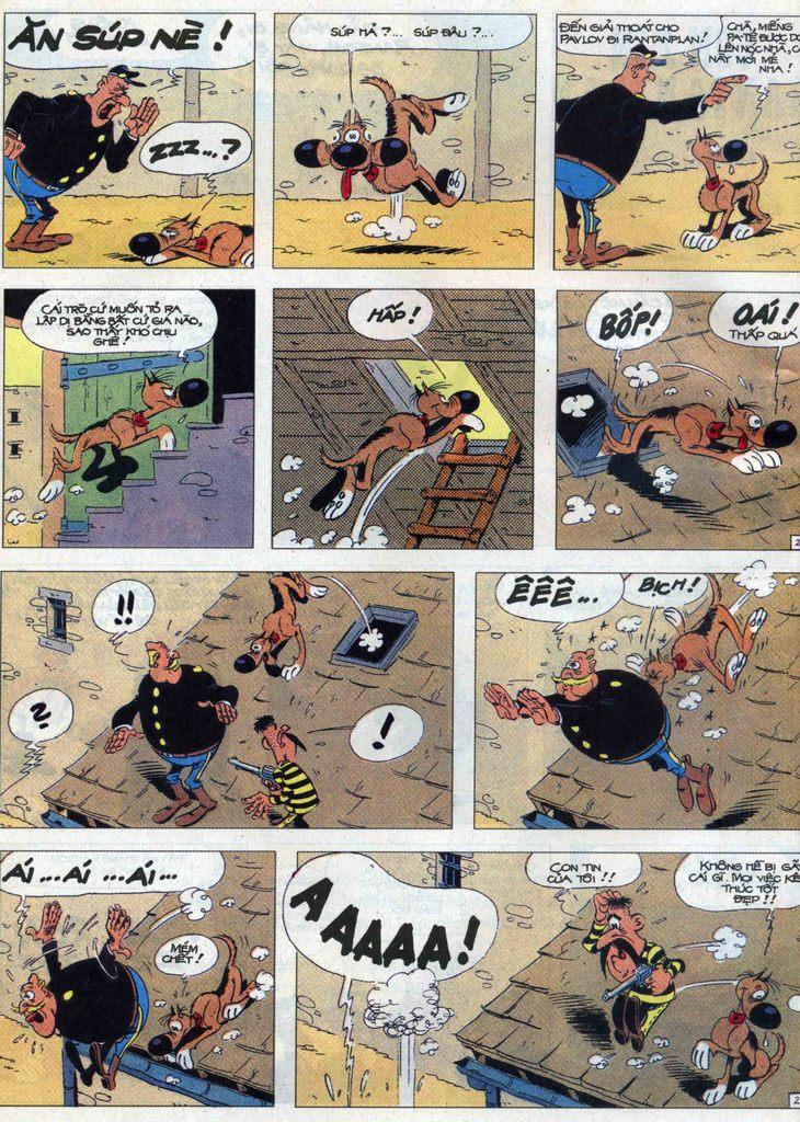 Lucky Luke tập 68 trang 2