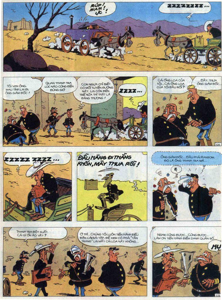 Lucky Luke tập 68 trang 5