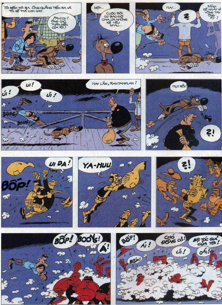Lucky Luke tập 68 trang 38