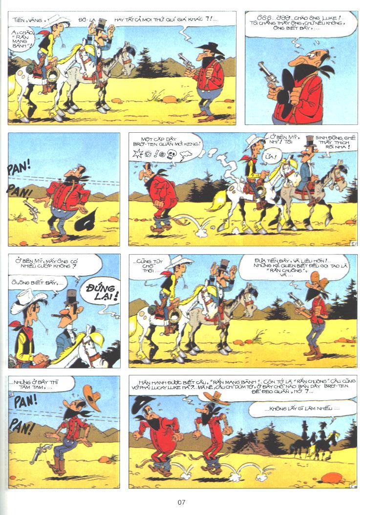 Lucky Luke tập 61 trang 5