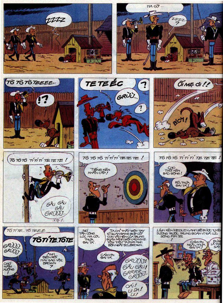 Lucky Luke tập 60 trang 12