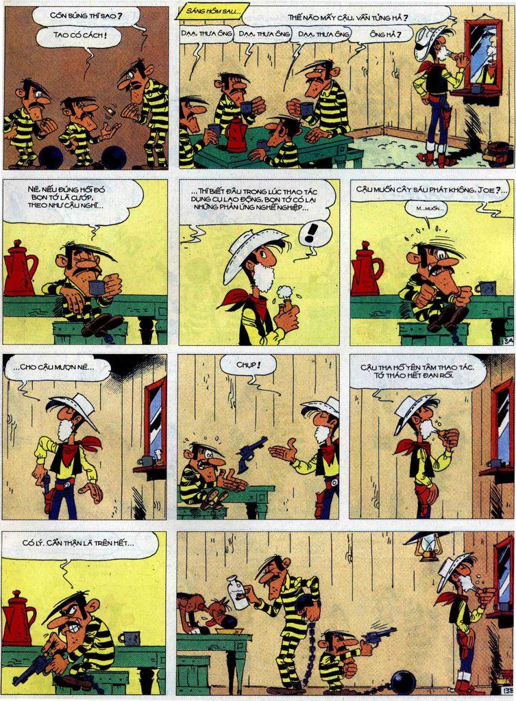 Lucky Luke tập 62 trang 13