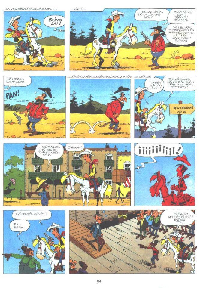 Lucky Luke tập 61 trang 2