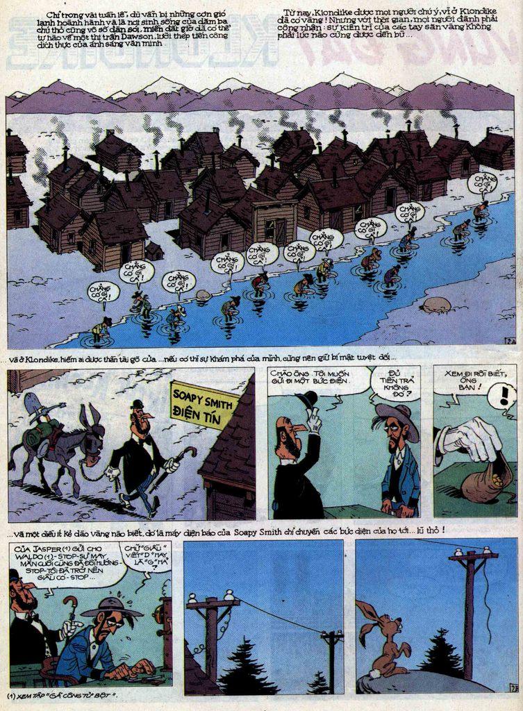Lucky Luke tập 58 trang 2