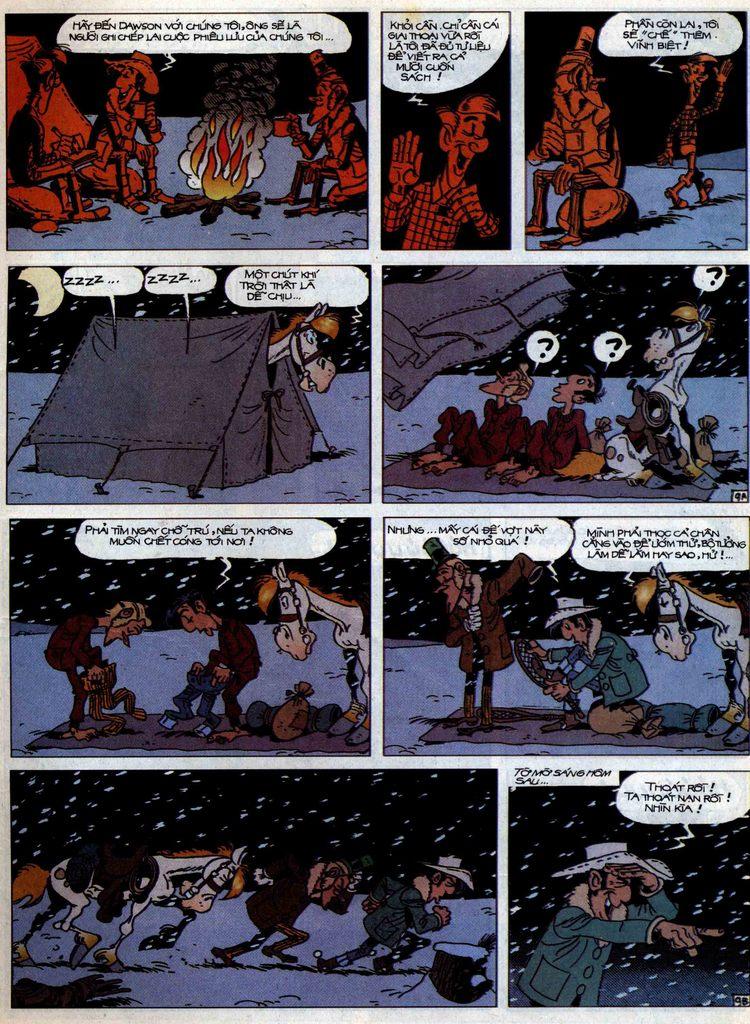 Lucky Luke tập 58 trang 9