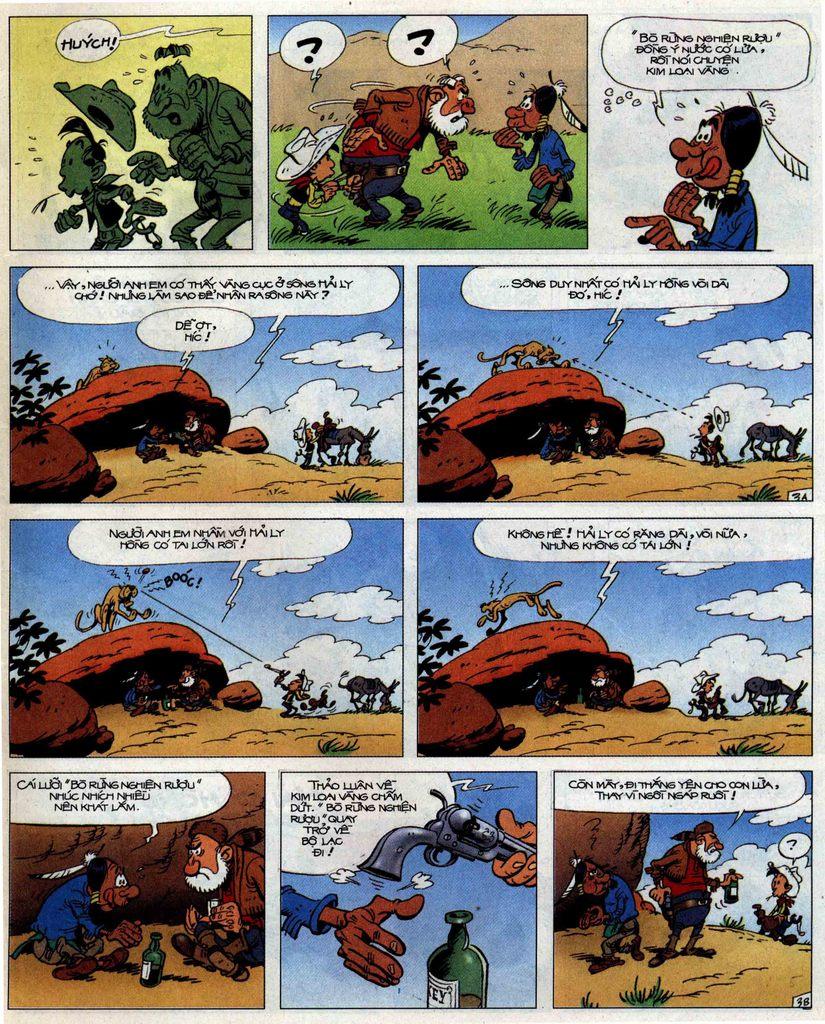 Lucky Luke tập 56 trang 3