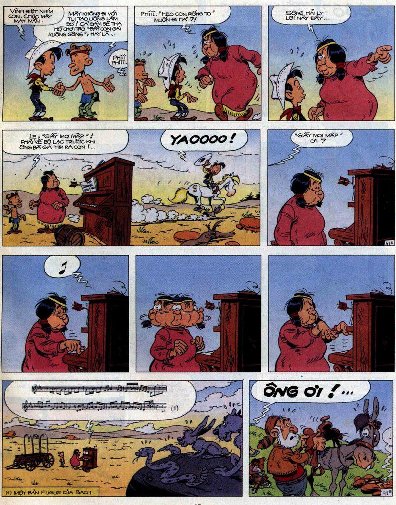 Lucky Luke tập 56 trang 43