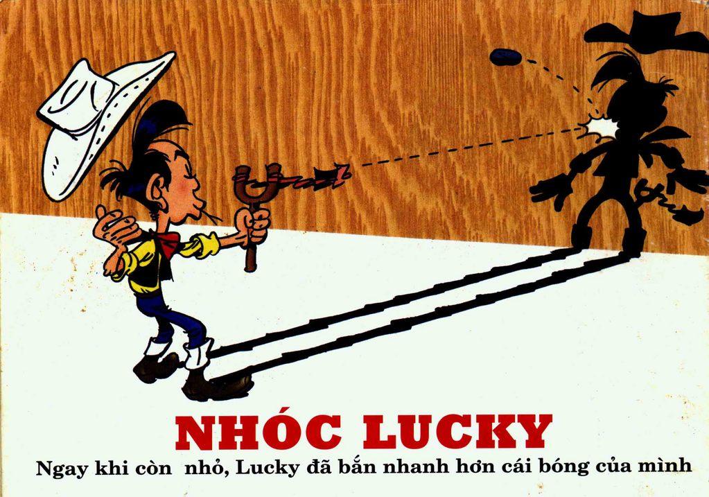 Lucky Luke tập 56 trang 47