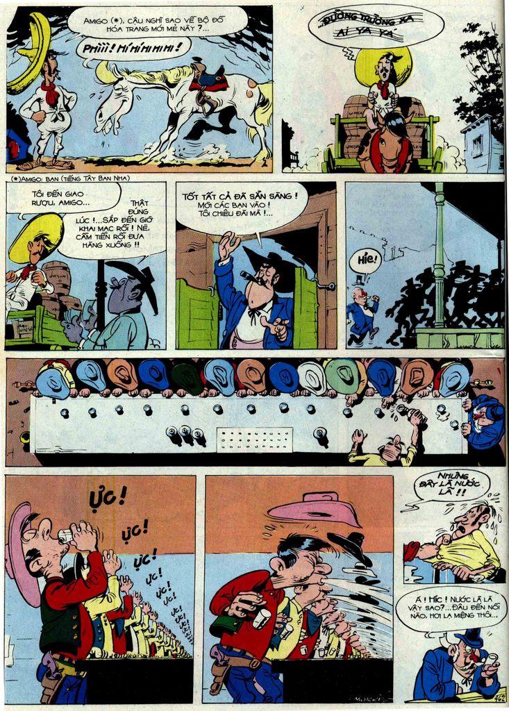 Lucky Luke tập 54 trang 28