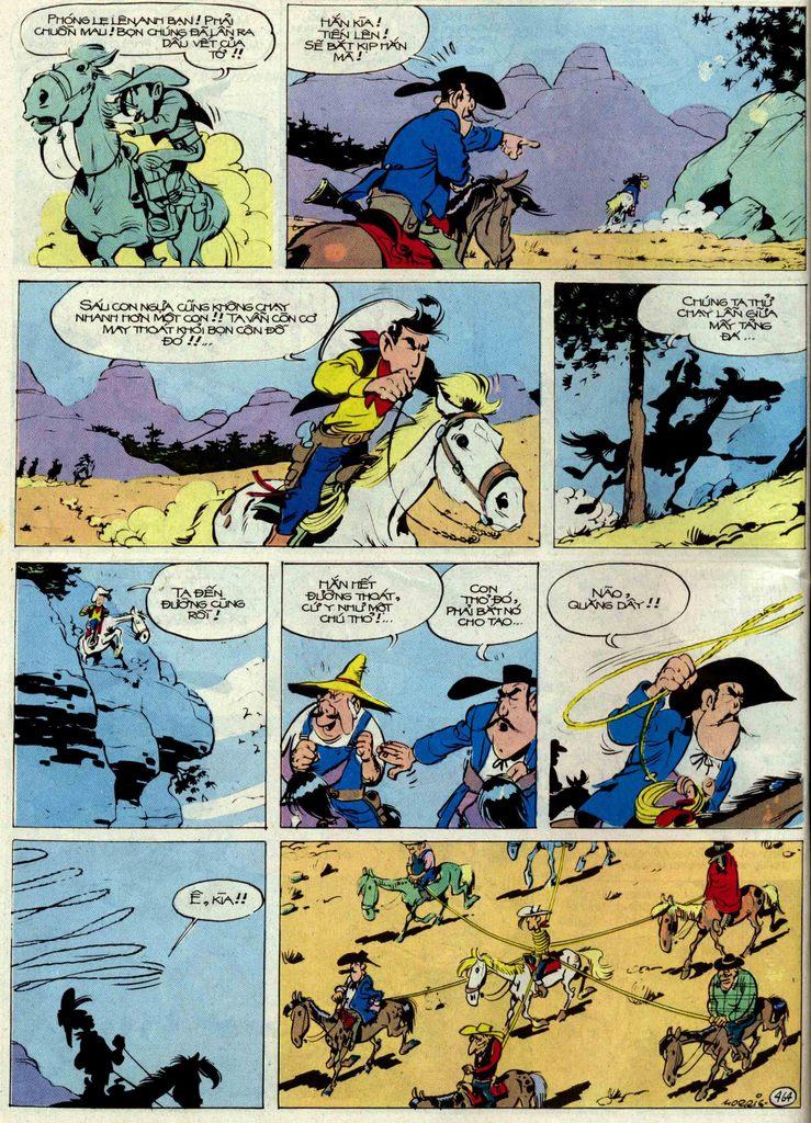 Lucky Luke tập 54 trang 30