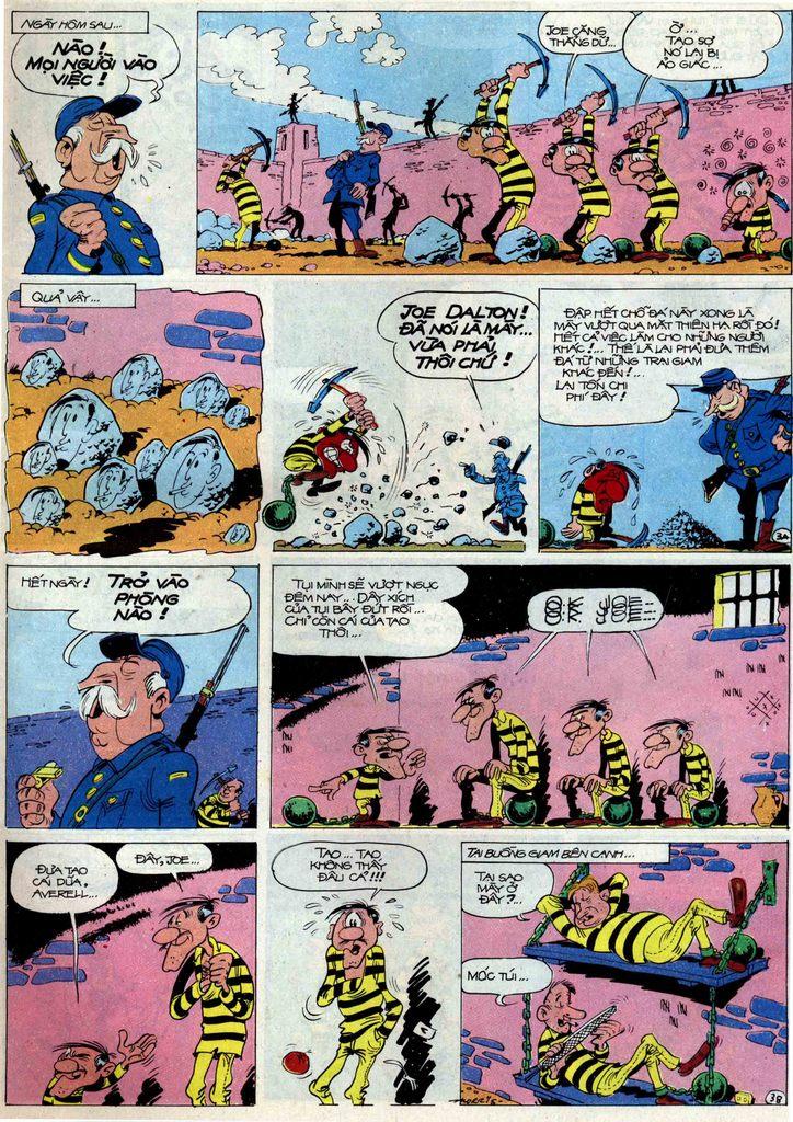 Lucky Luke tập 50 trang 3
