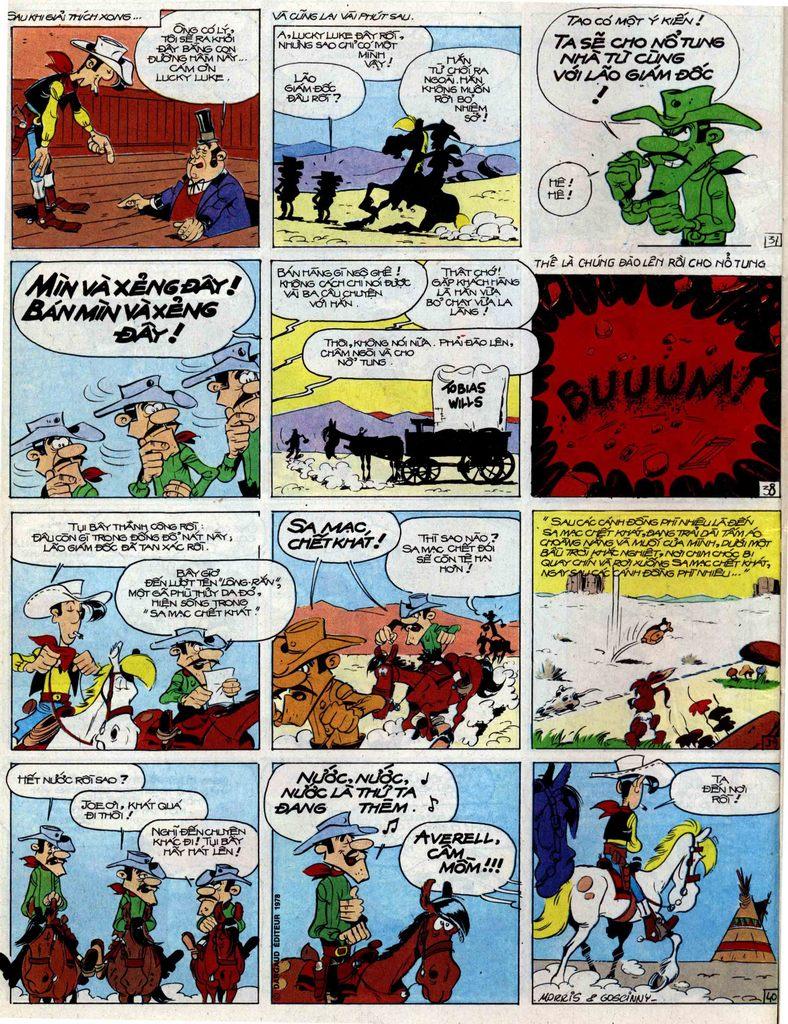 Lucky Luke tập 51 trang 10