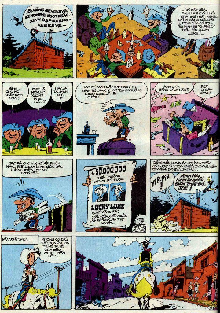 Lucky Luke tập 50 trang 12