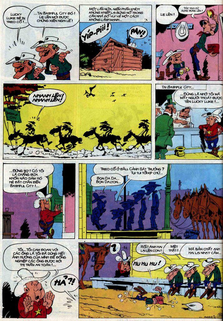 Lucky Luke tập 50 trang 22