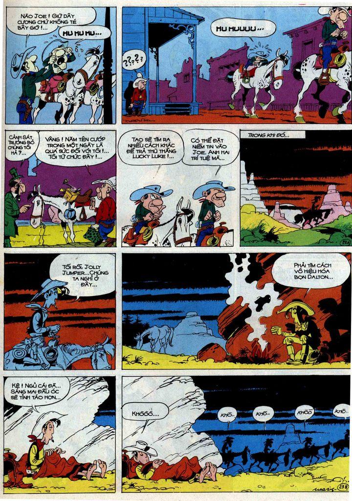 Lucky Luke tập 50 trang 23