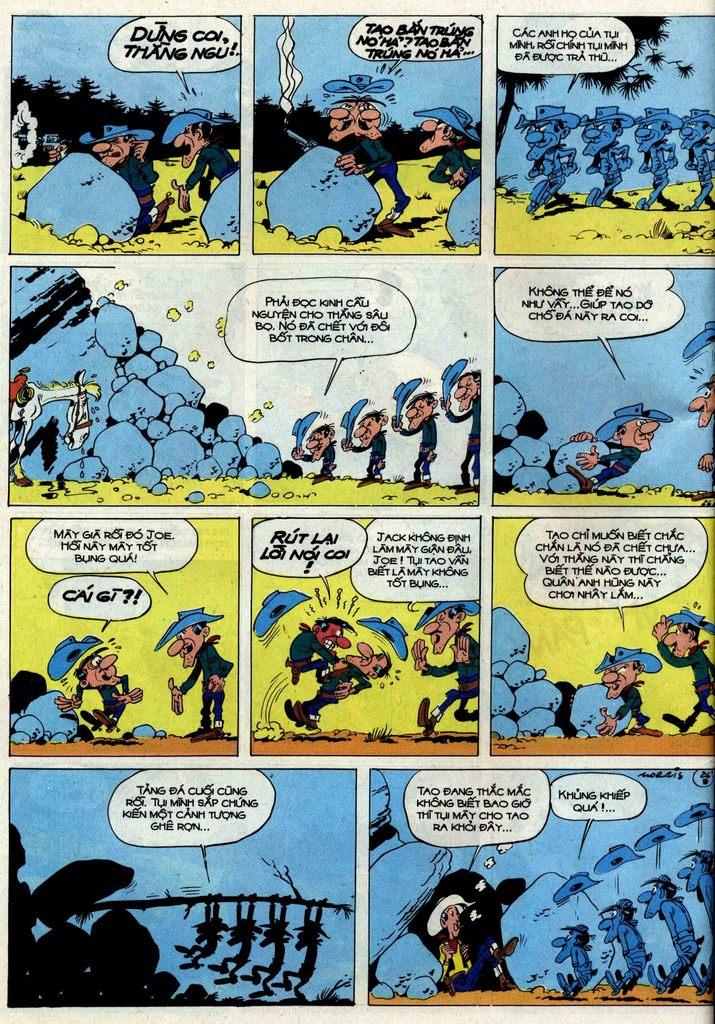 Lucky Luke tập 50 trang 26