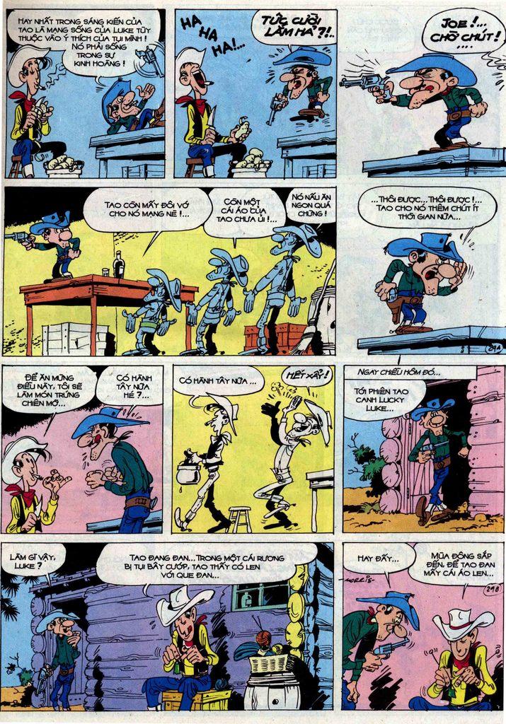 Lucky Luke tập 50 trang 29