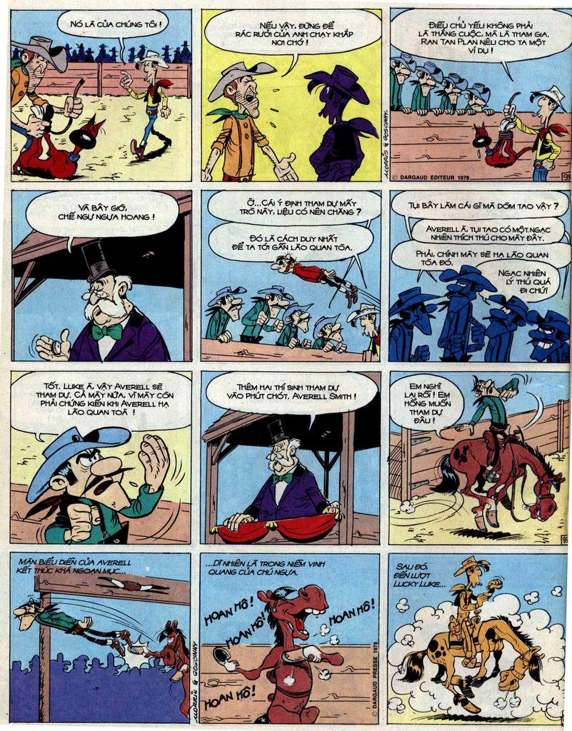 Lucky Luke tập 51 trang 24